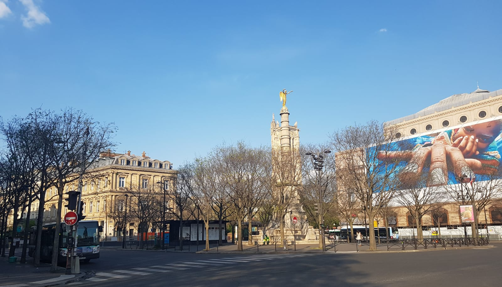 Chatelet Square